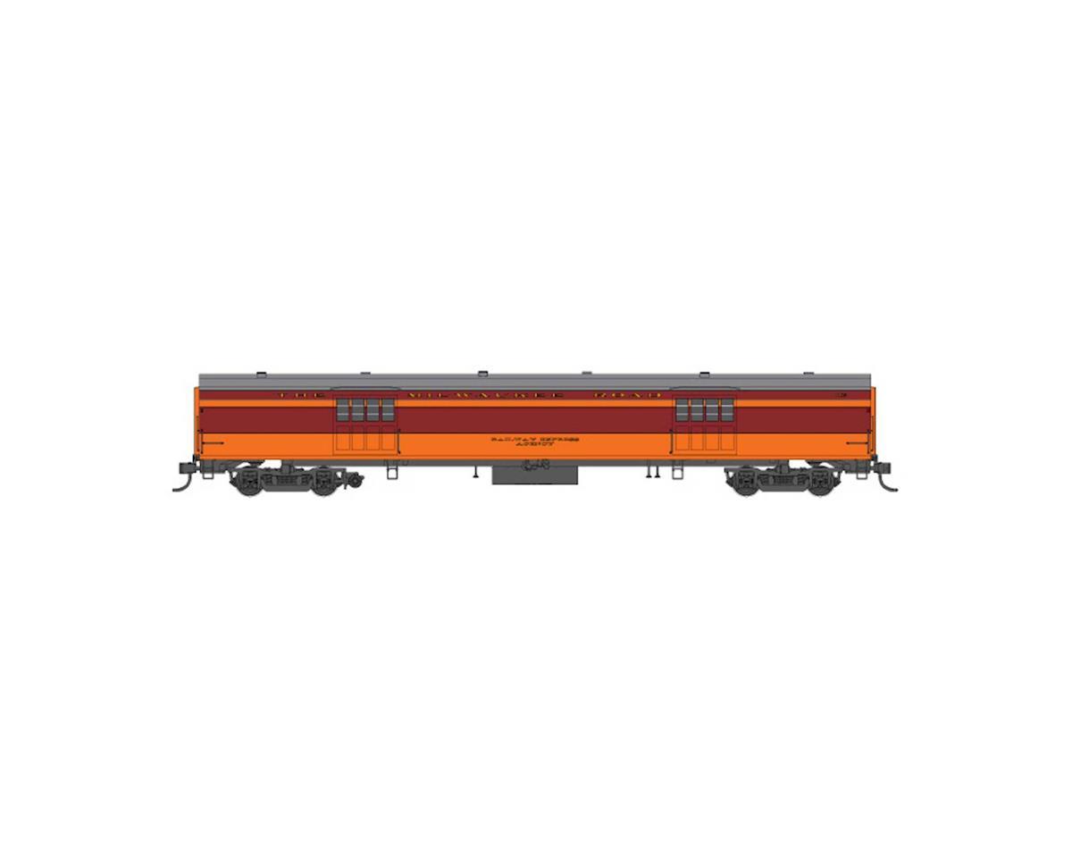 Fox Valley Models HO Hiawatha Express Car, MILW #1121