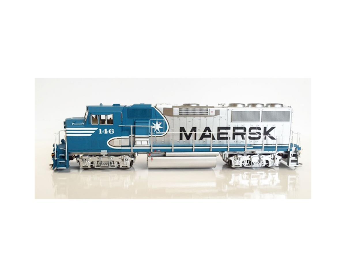 Fox Valley Models HO GP60M, MSKU #146