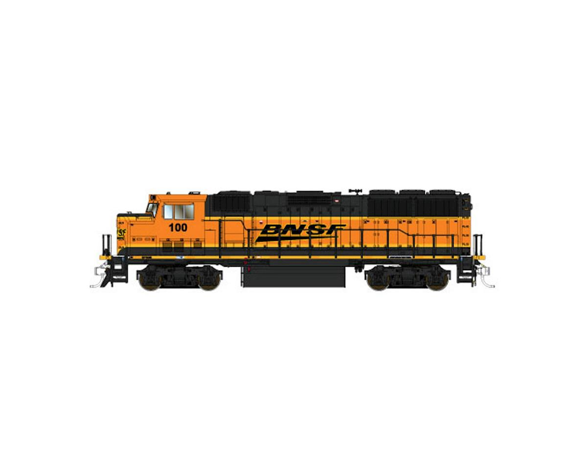 HO GP60M w/DCC & Sound, BNSF #100 by Fox Valley Models