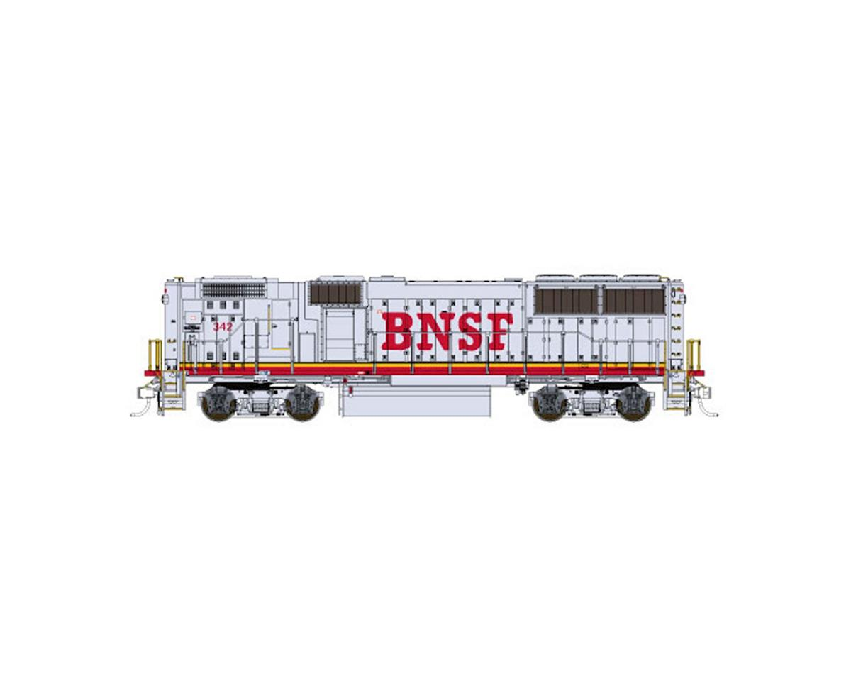 Fox Valley Models HO GP60B w/DCC & Sound, BNSF #342