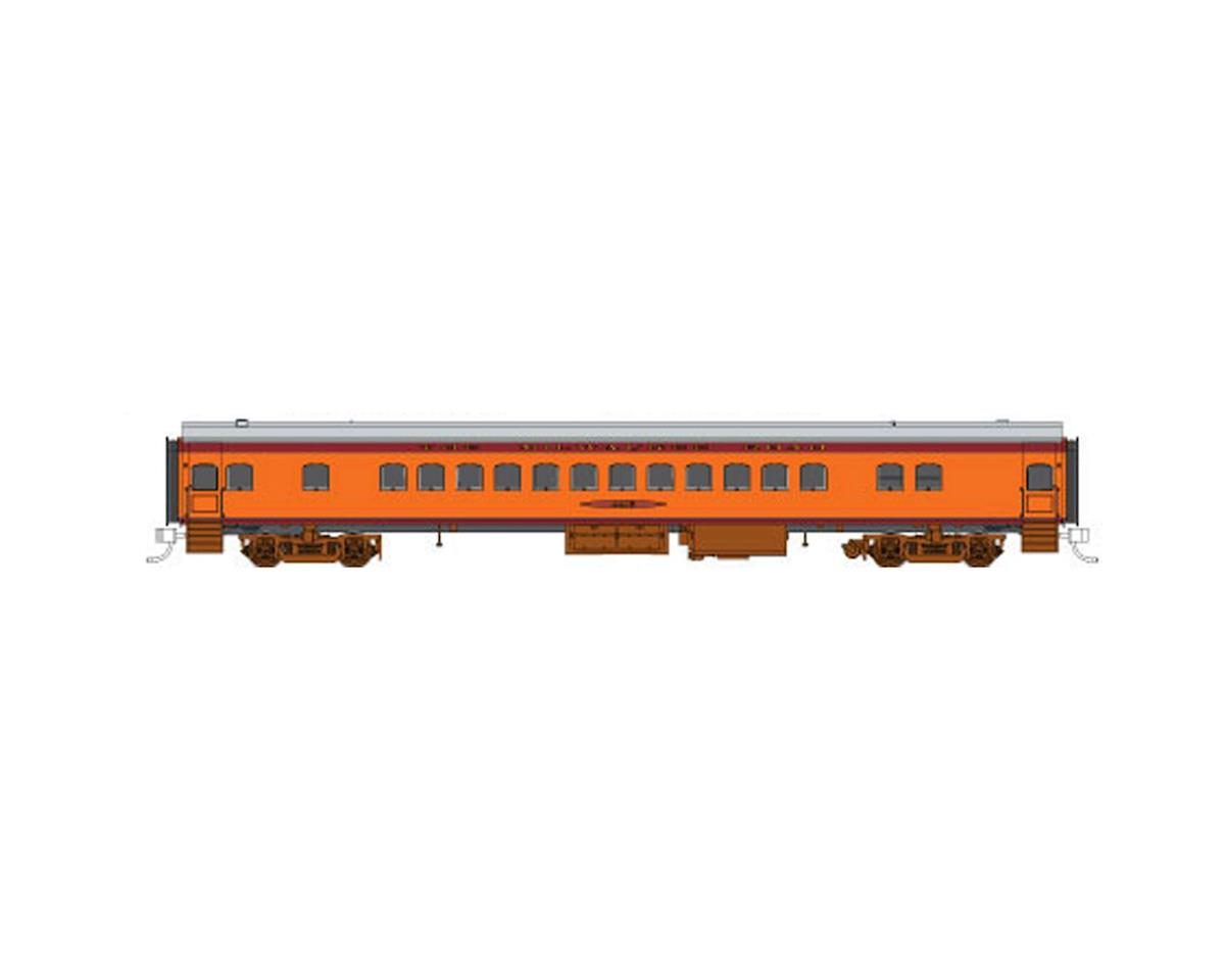 Fox Valley Models N Hiawatha Coach, MILW #4434