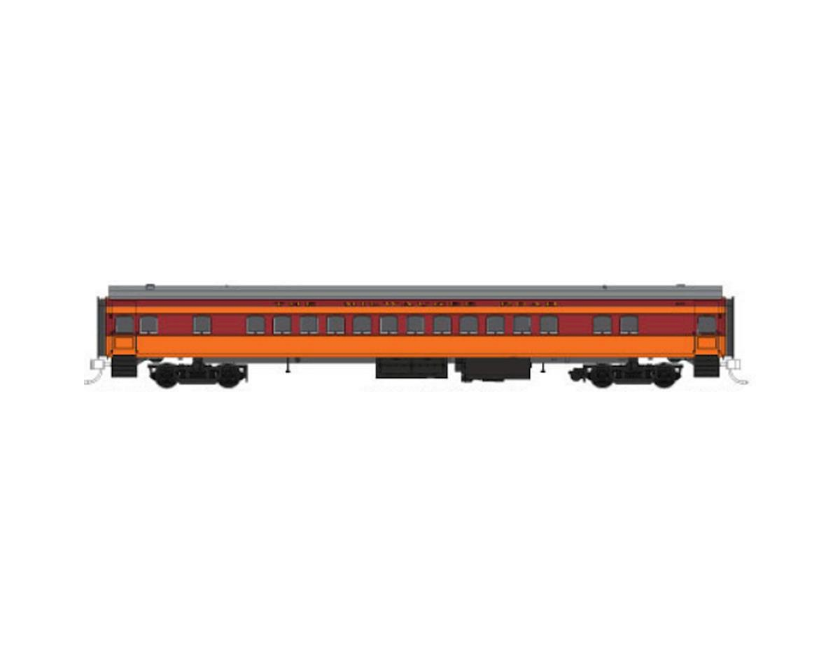 Fox Valley Models N Hiawatha Coach, MILW #4406