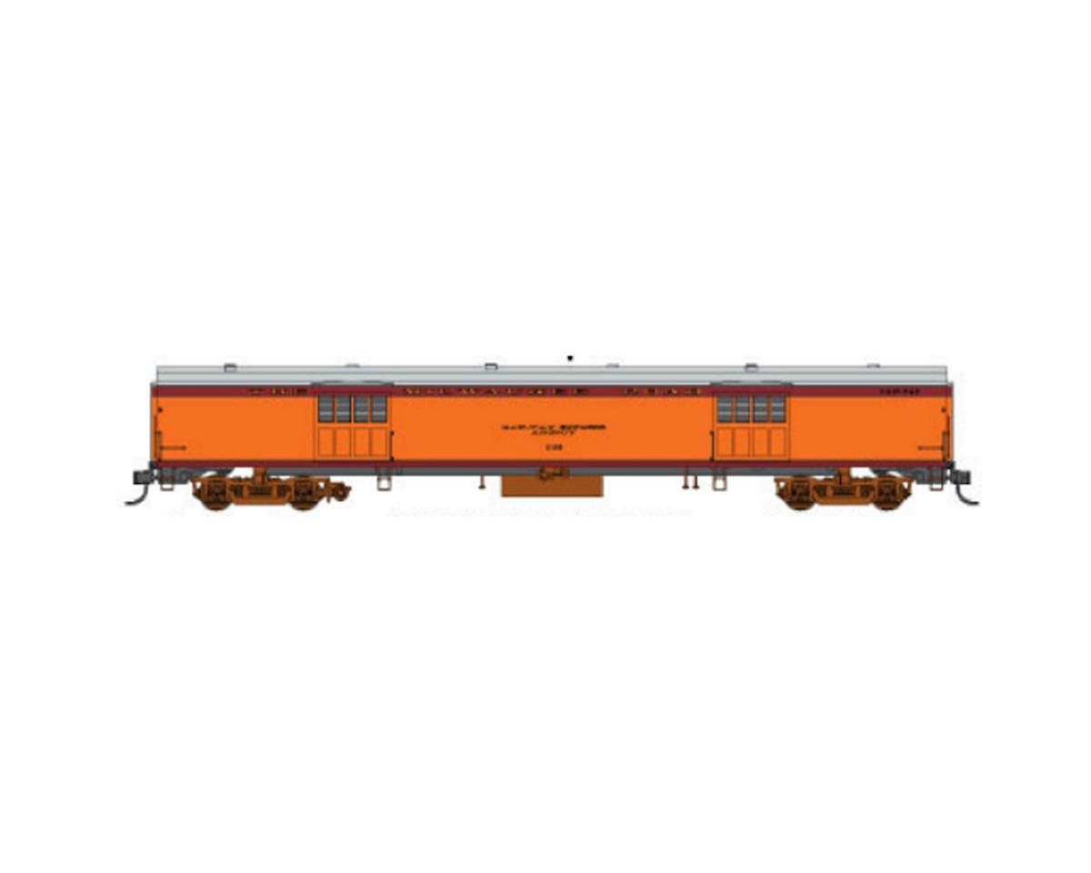 Fox Valley Models N Hiawatha Express Car, MILW #1101