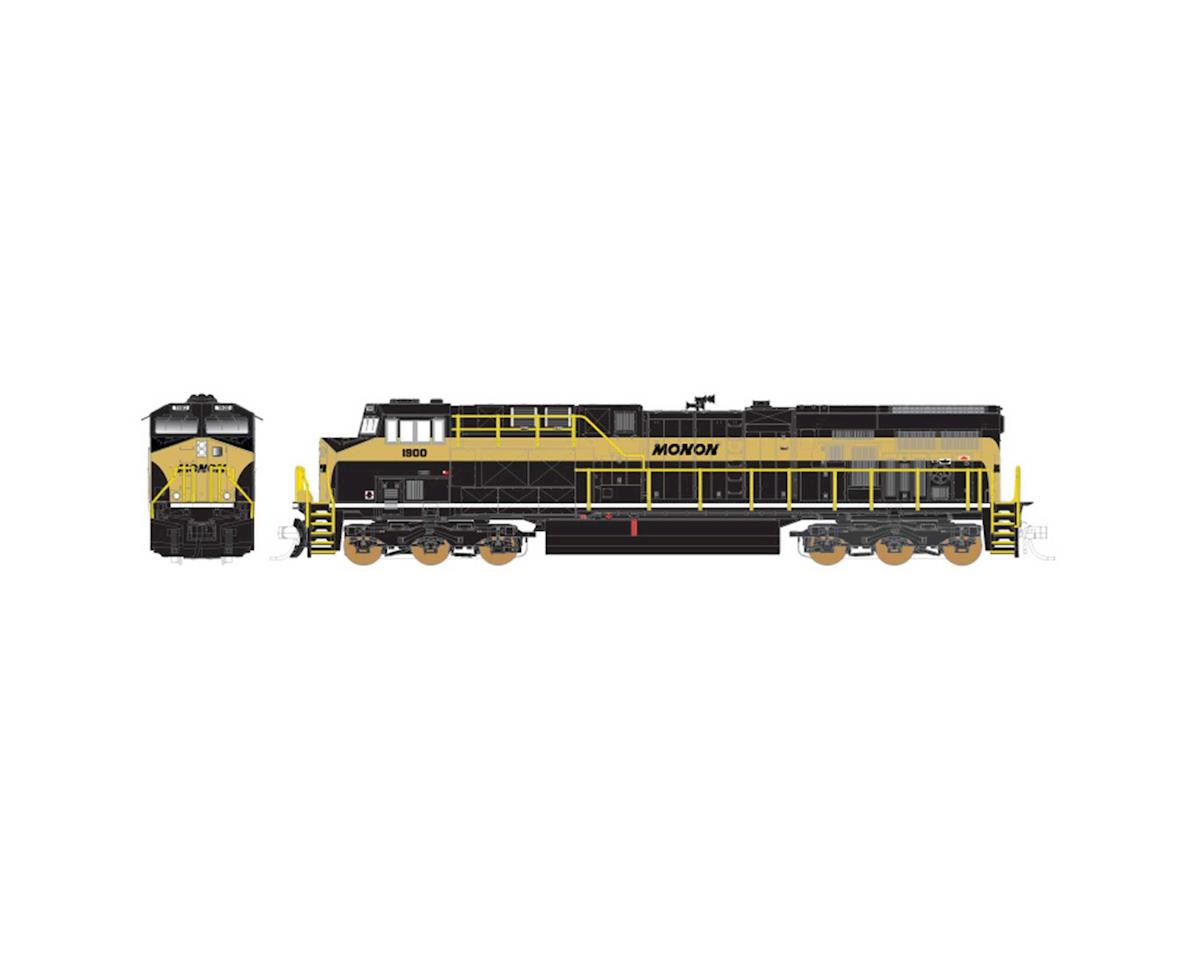 Fox Valley Models N ES44AC, CSX/MONON Heritage