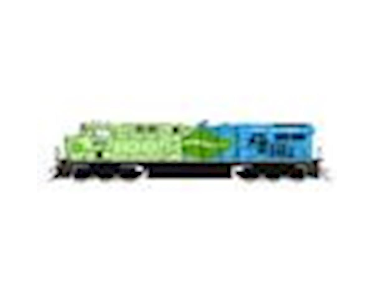 Fox Valley Models N GE HYBRID ES44AC 2010