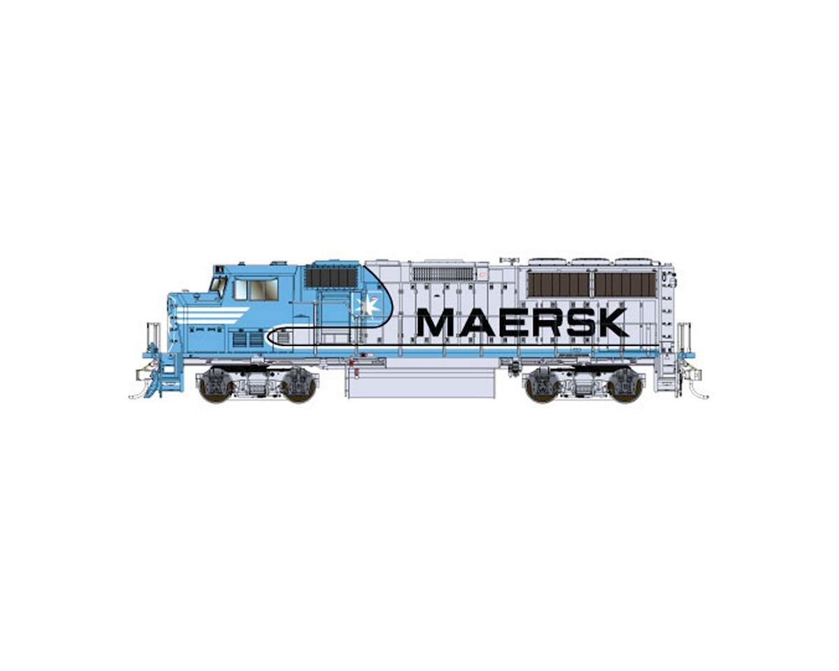 Fox Valley Models N GP60M, Maersk #146