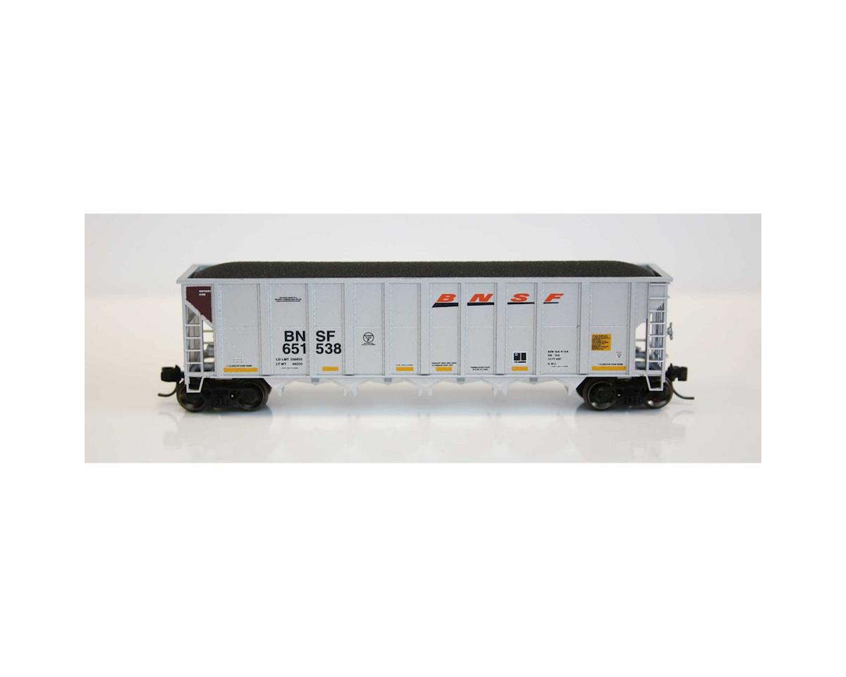 N RD-4 Hopper BNSF Wedge #6 (12)