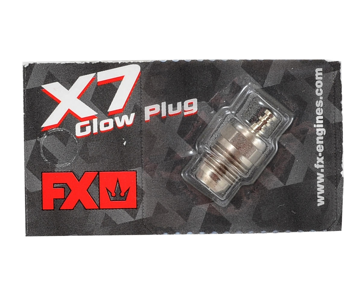 "FX Engines ""Turbo"" X7 Glow Plug"