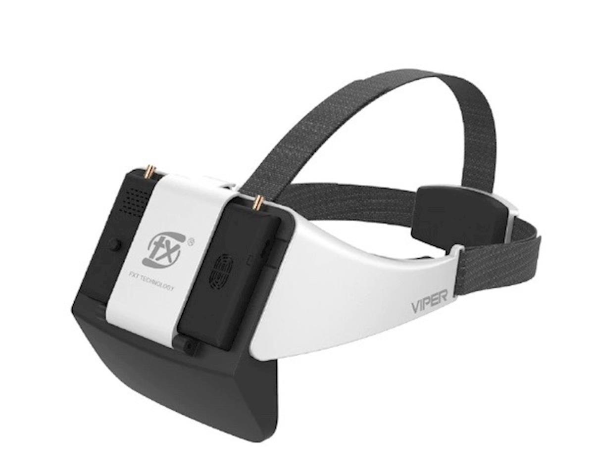 FX V2.0 Viper FPV Goggles w/5.8GHz Diversity Receiver & DVR