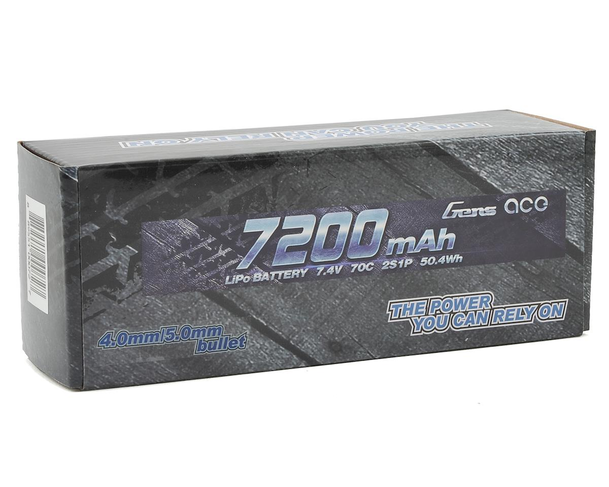 Gens Ace 2s LiPo Battery Pack 70C (7.4V/7200mAh)