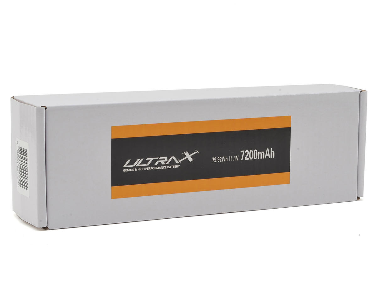 Gens Ace UltraX Blade Chroma 3s LiPo Battery Pack (11.1V/7200mAh)