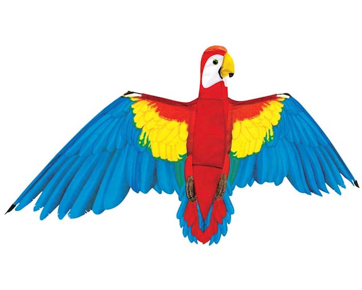 """1323 Macaw Parrot 3D 60"""""""
