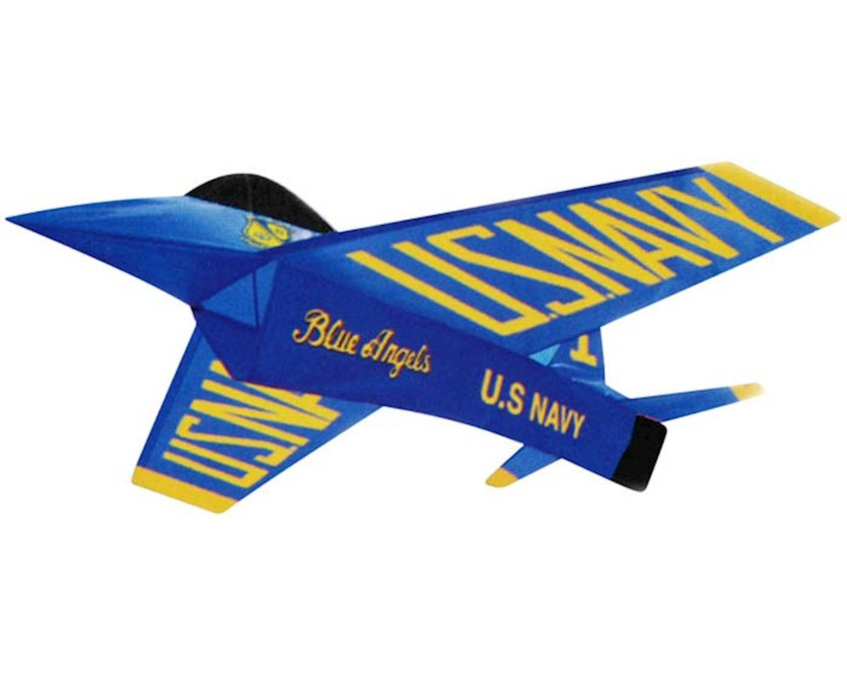 "3D Blue Angel Sv, 46"" X 35"" X 14"" Kite"