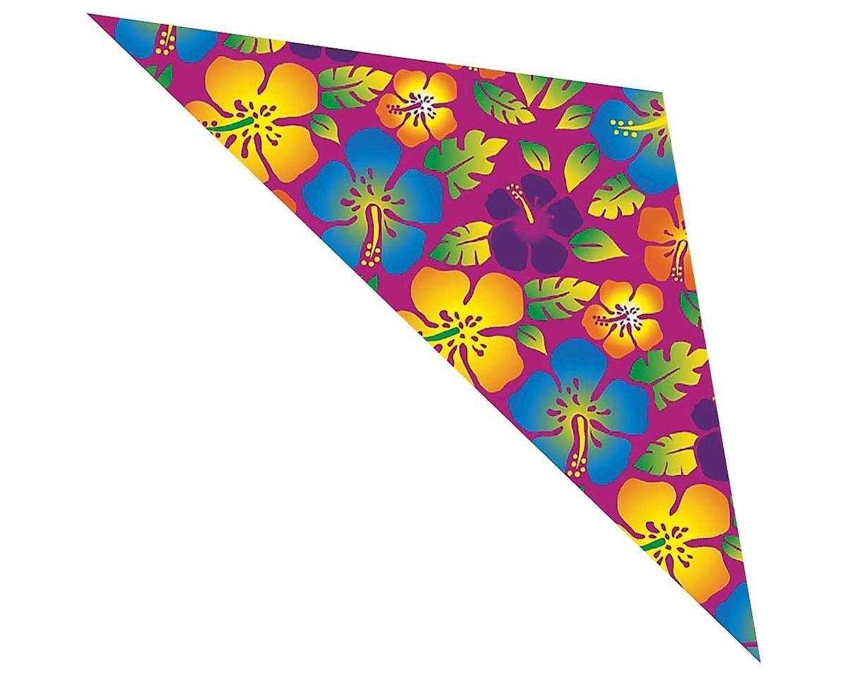 "1336 50"" Nylon Luau Delta Kite w/Twine/Winder"