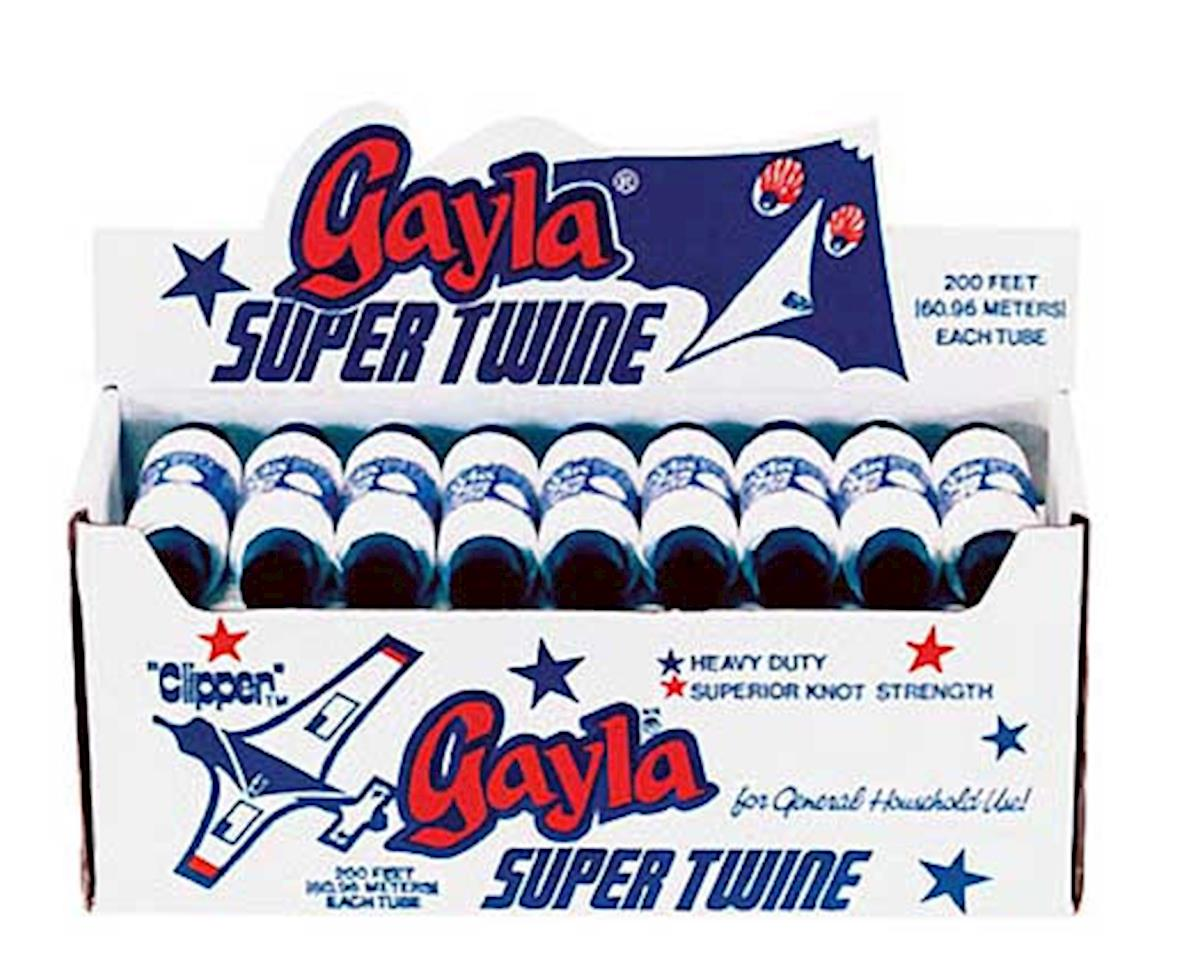 Gayla Industries 400' White Super Twine