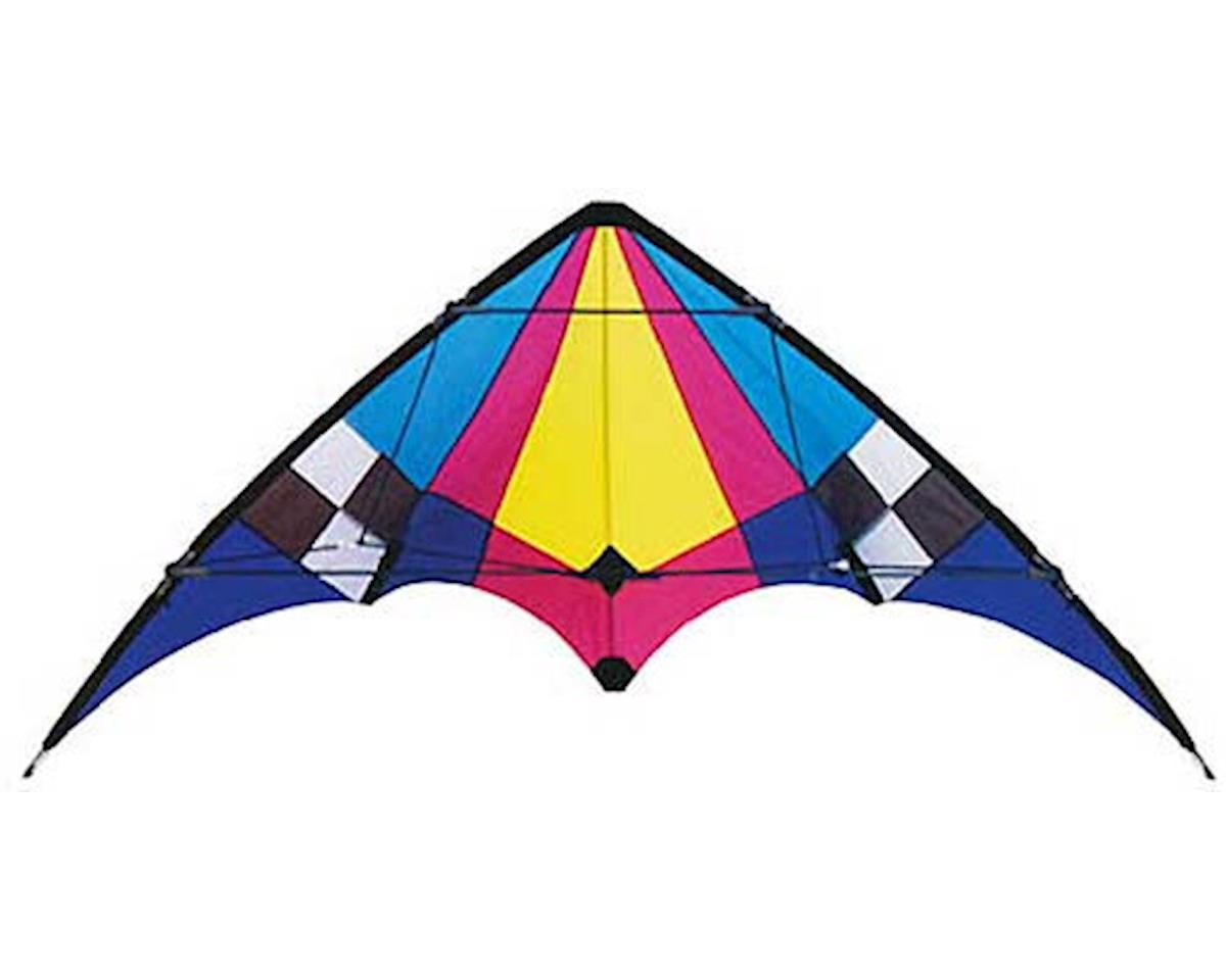 "Gayla Industries  Shock Wave Nylon Stunt Kite Sv, 48"" X 22"""