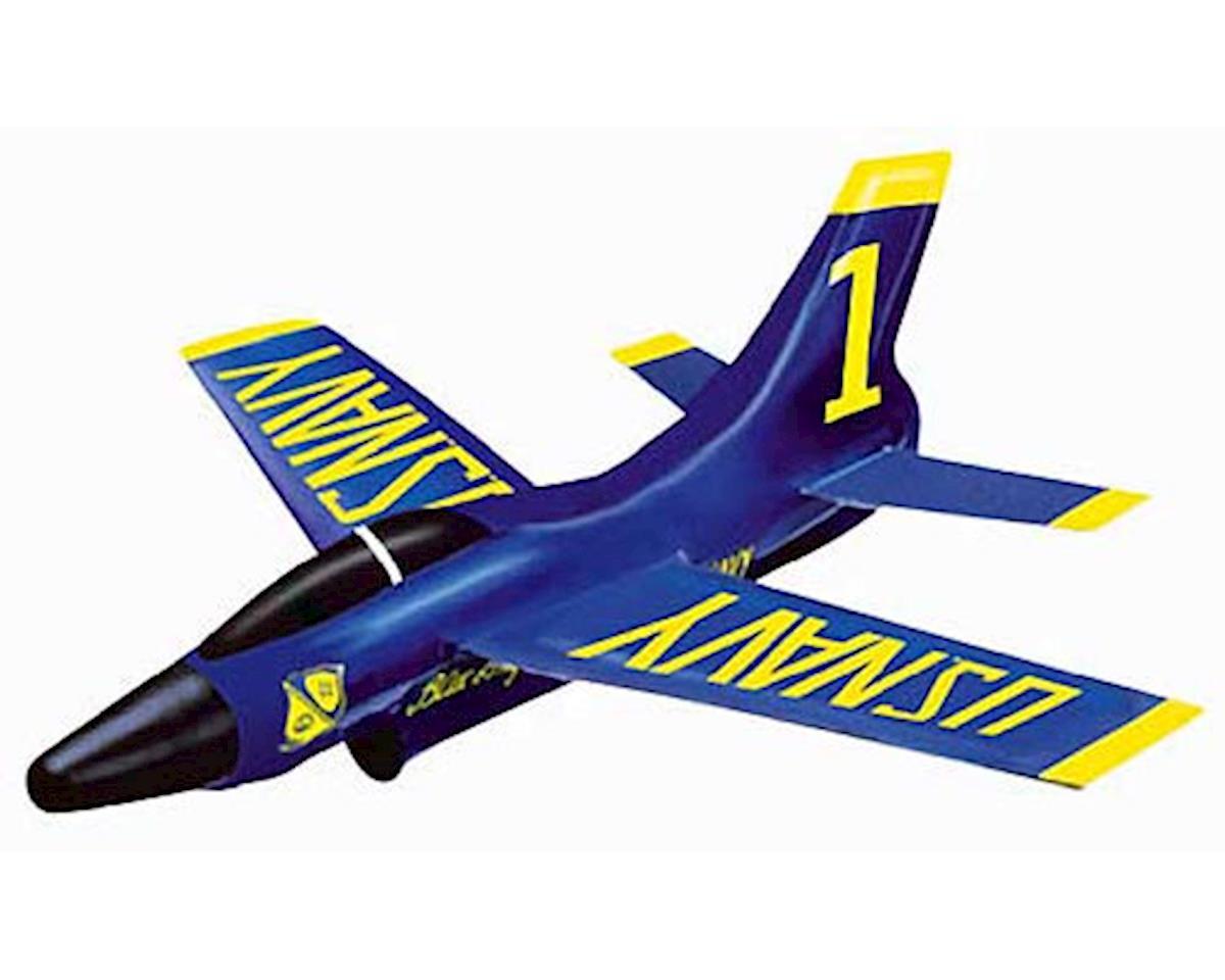 Gayla Industries  Blue Angel Super Sonic Jet Launcher
