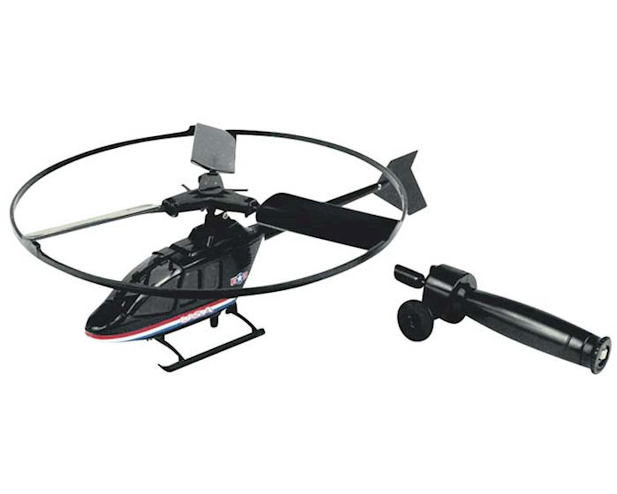 Air Hawk Helicopter, Black by Gayla Industries