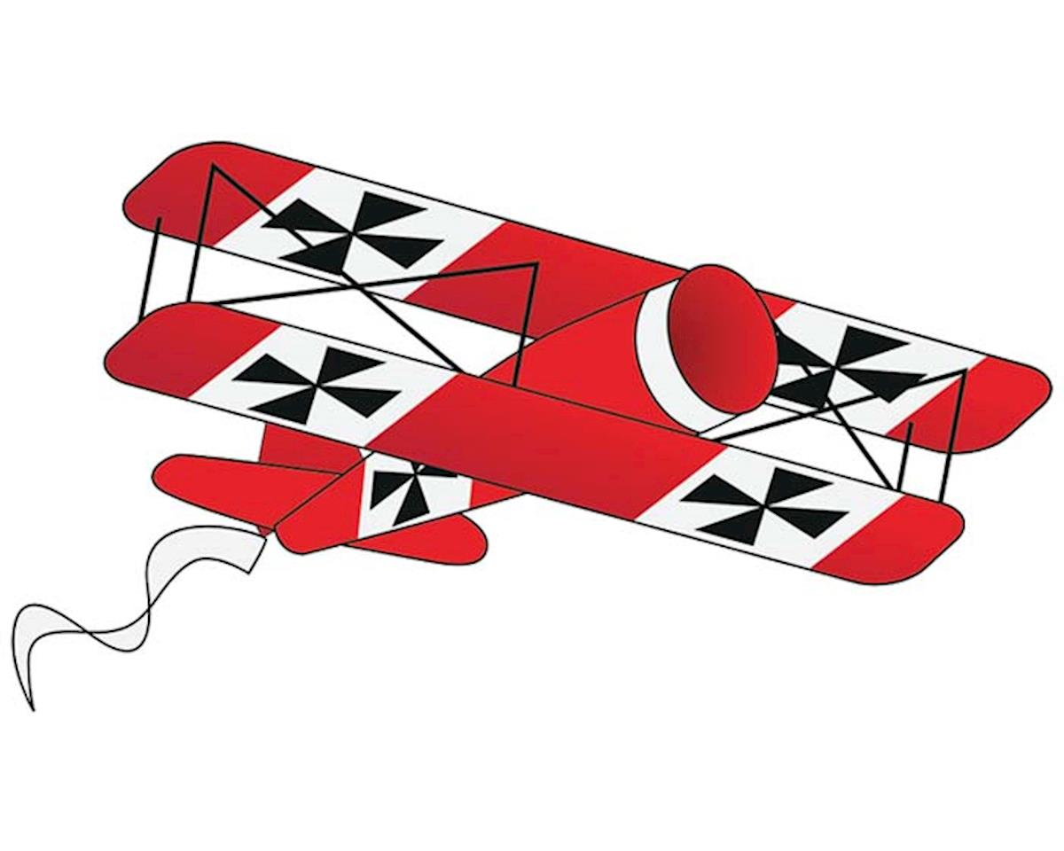 "967 3D Red Baron Airplane Nylon 36x5x24"" by Gayla Industries"