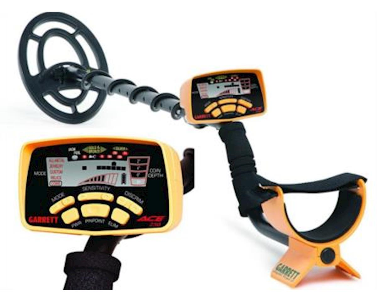 Ace 250 Metal Detector by Garrett Metal Detectors