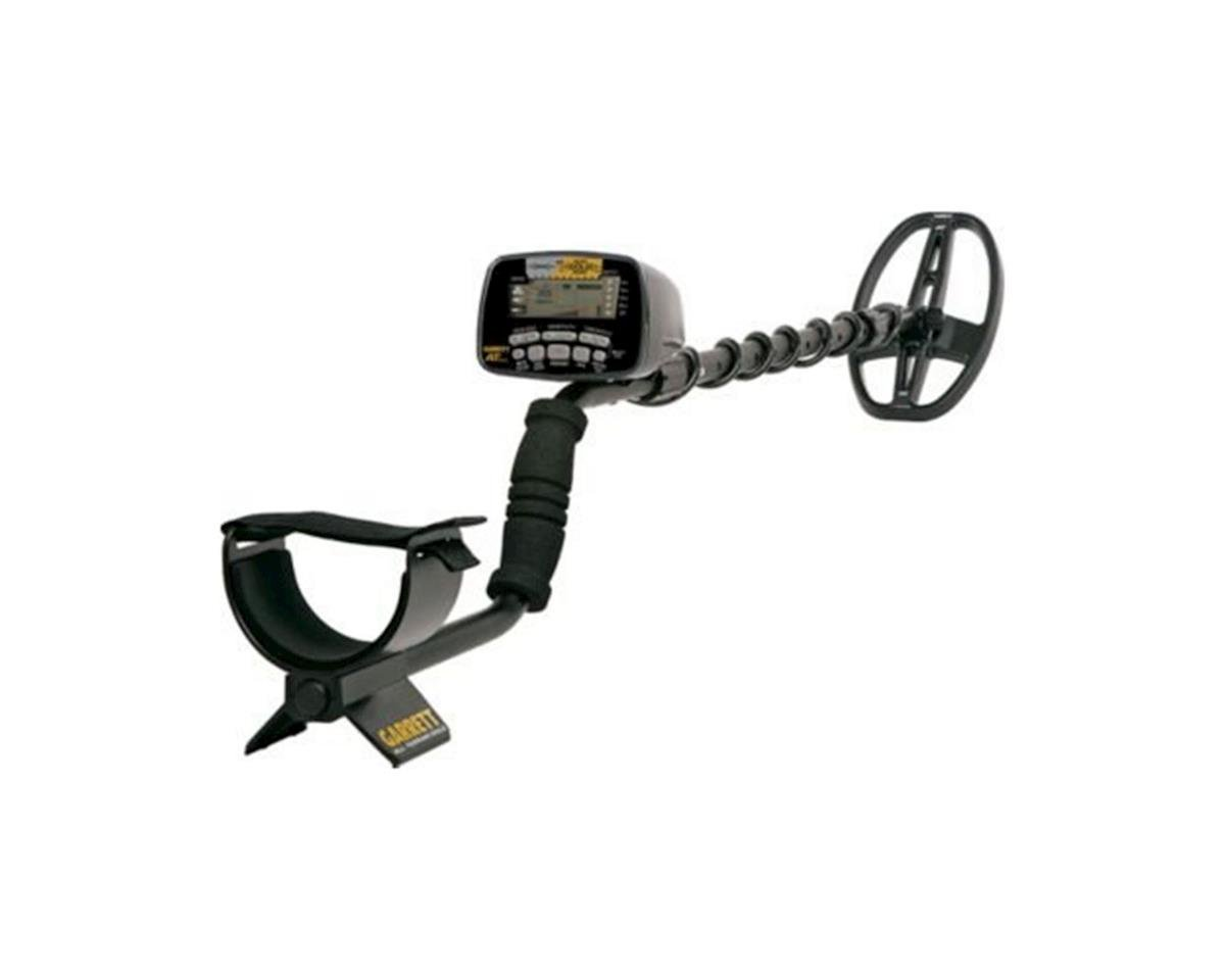 All-Terrain AT Gold Deep-Seeking Metal Detector