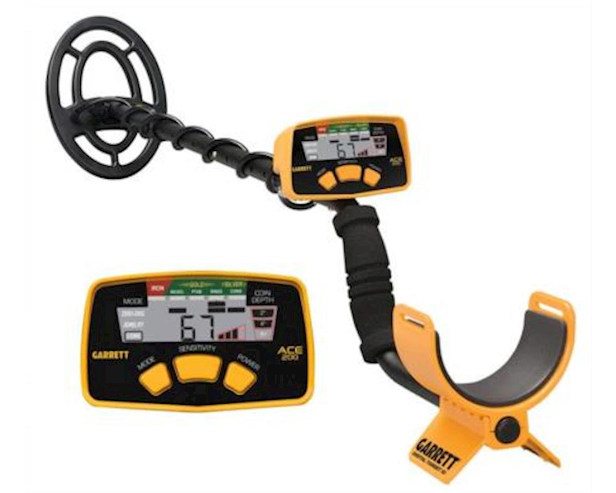 Ace 200 Metal Detector by Garrett Metal Detectors