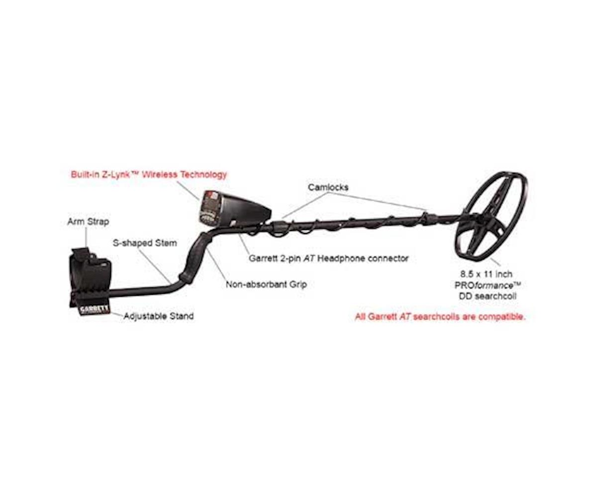 AT Max Metal Detector by Garrett Metal Detectors