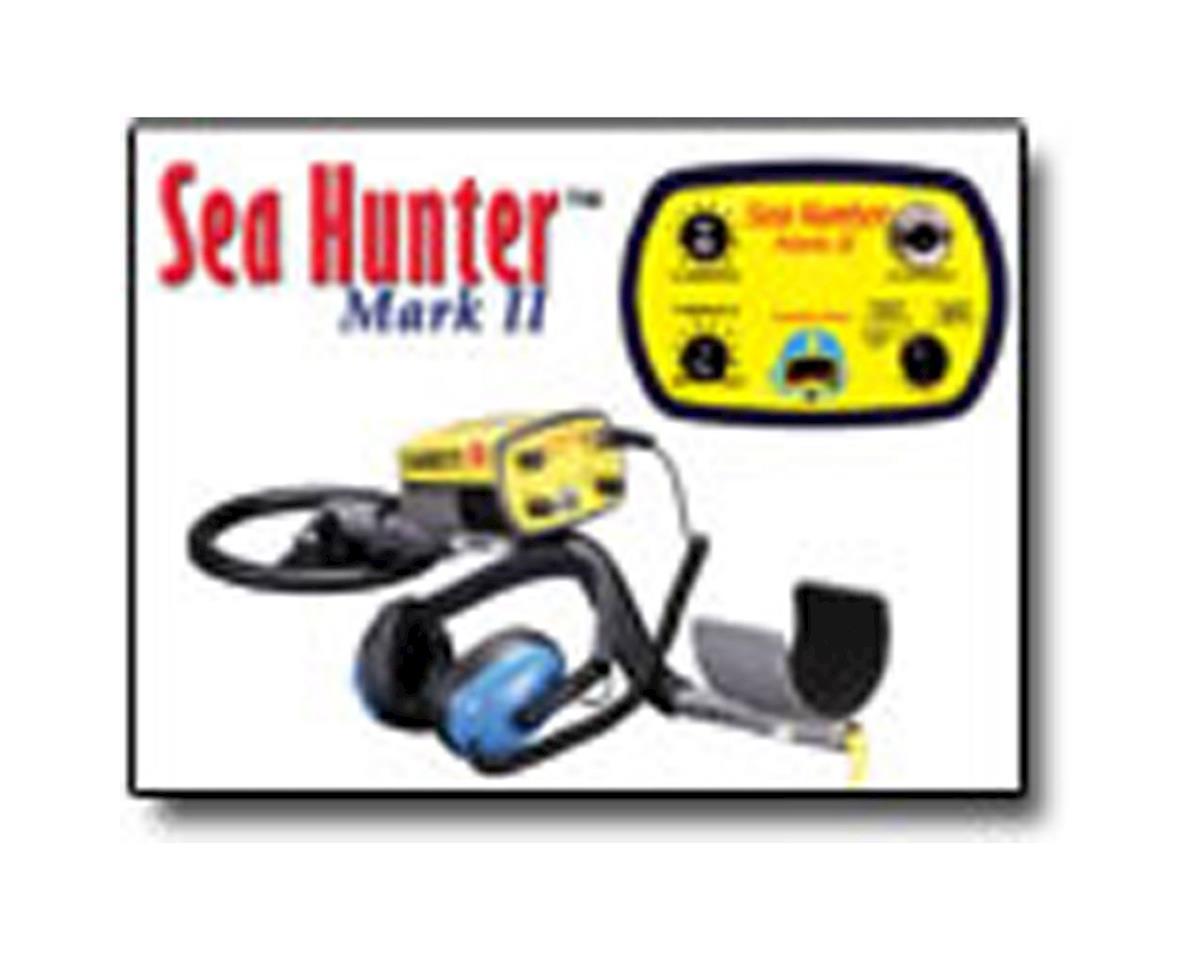 Garrett Metal Detectors Sea Hunter Mark II Metal Detector (DS)