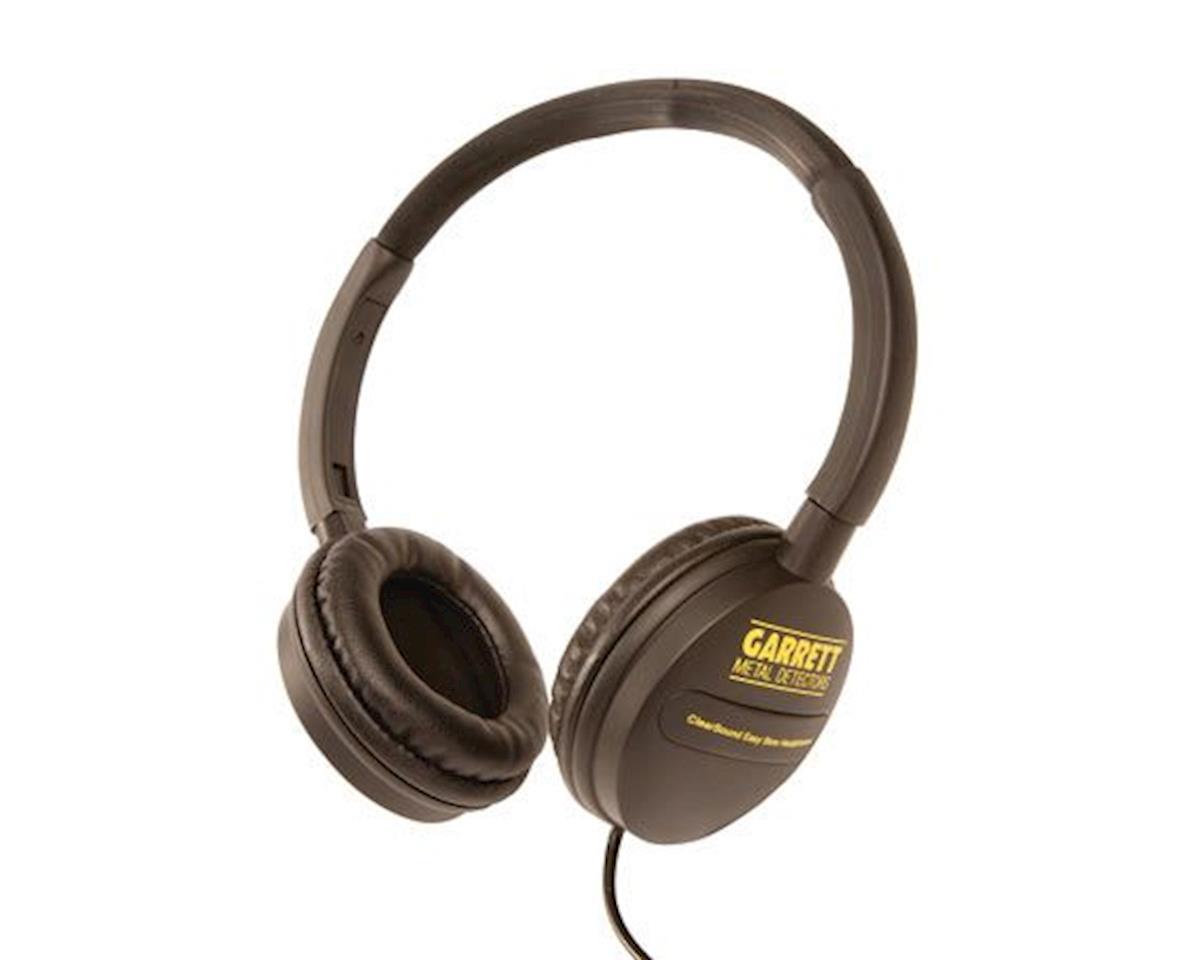 Garrett Metal Detectors ClearSound Easy Stow Headphones
