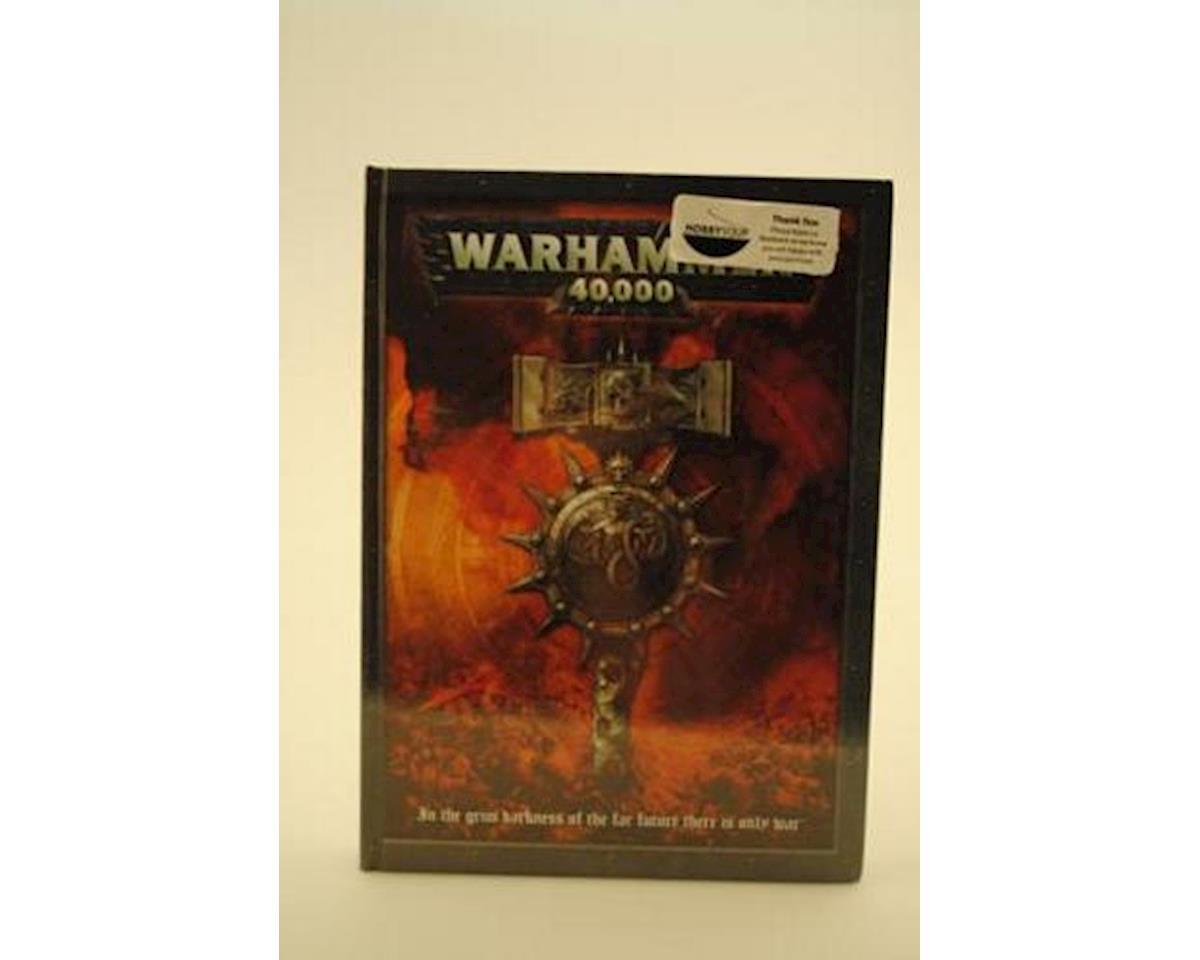 Games Workshop 40K Rulebook English 9/04