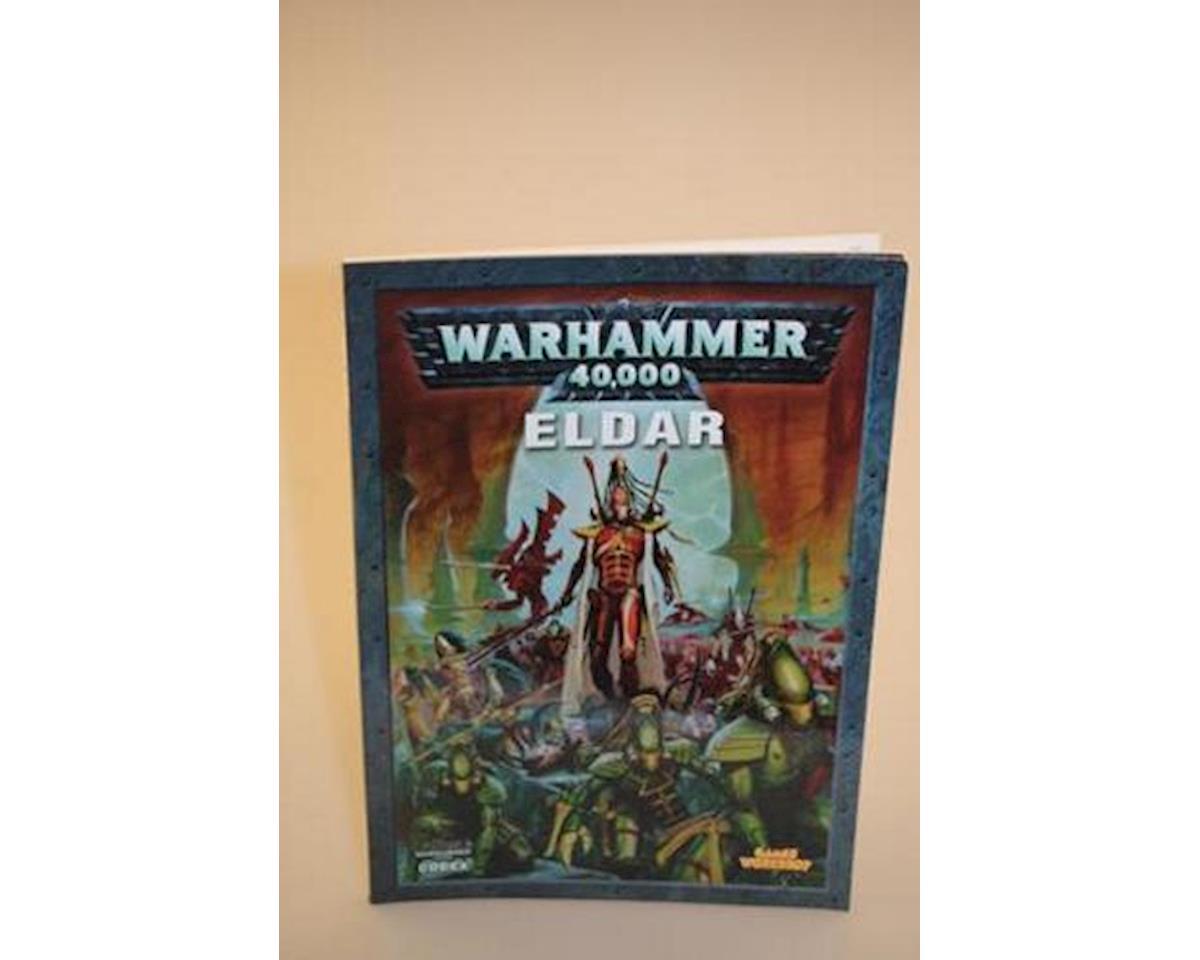 Games Workshop 40K Eldar Codex 2006 11/06