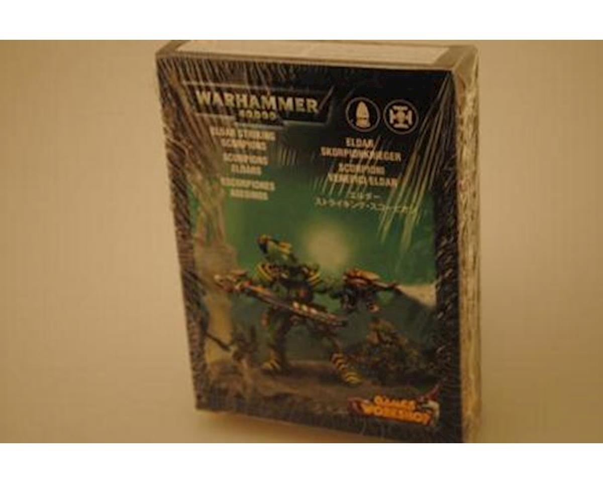 Games Workshop 40K Eldar Scorpions 11/06