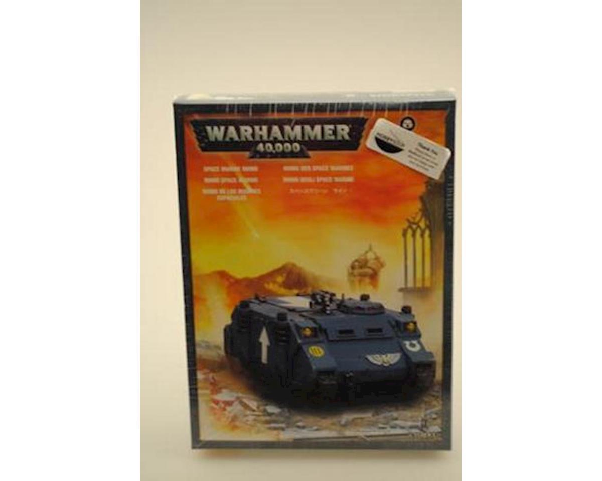 Games Workshop 40K Rhino Tank