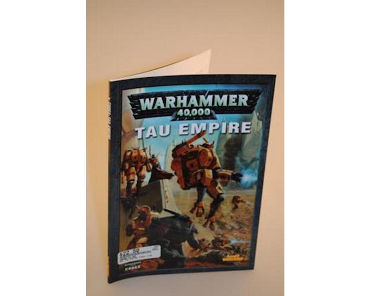 Games Workshop 40K Tau Empire Codex 3/06