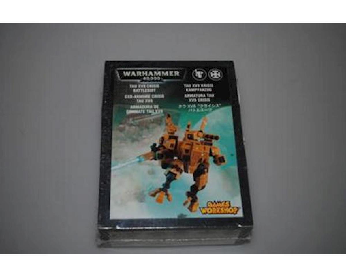 Games Workshop 40K Xv8 Crisis Battle 12/01 [GAW56-07 ...