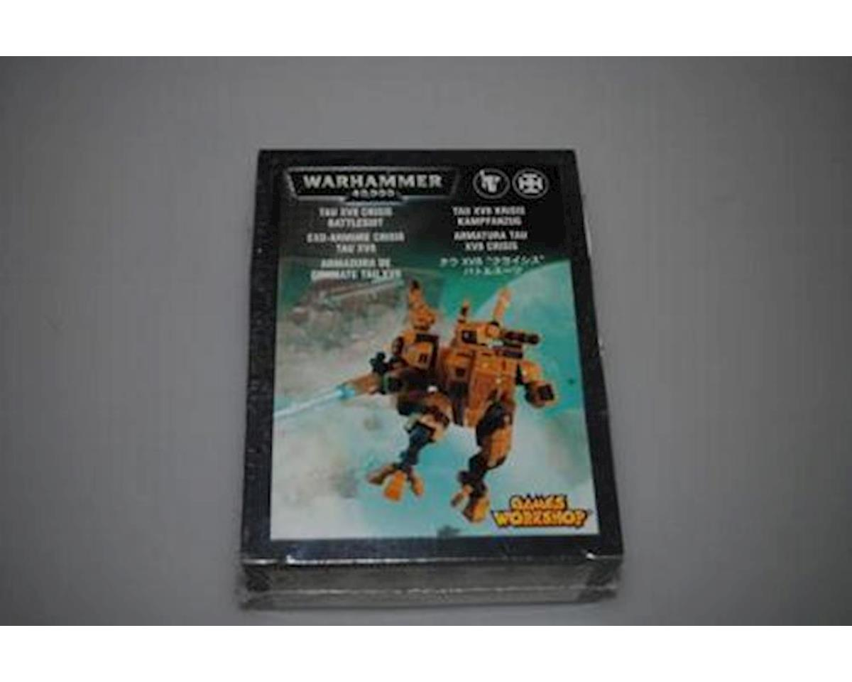 Games Workshop 40K Xv8 Crisis Battle 12/01