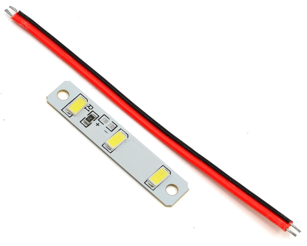 RaceTek LED Light Strip (White)