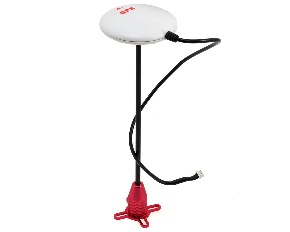 RaceTek Foldable GPS Holder (Red)