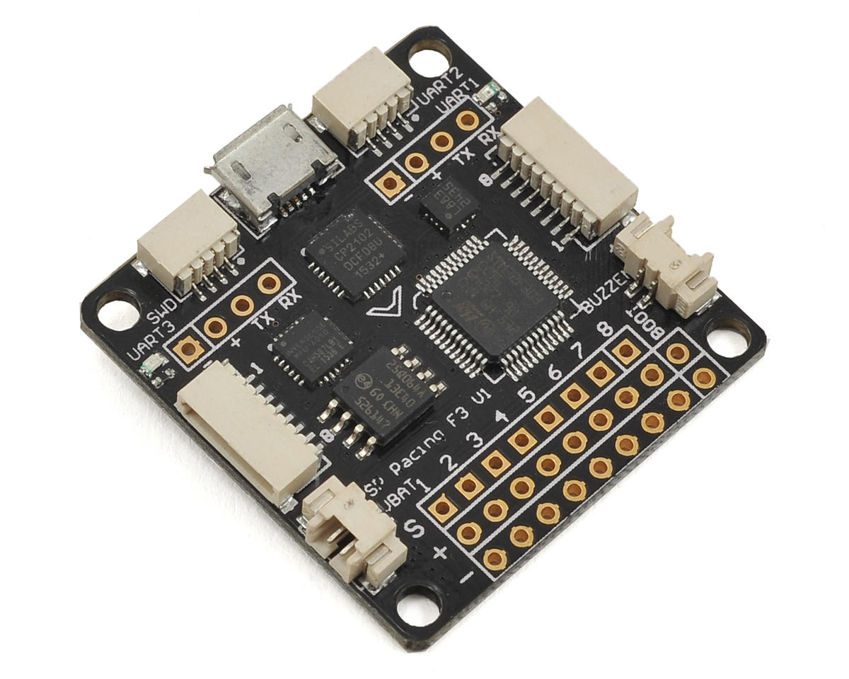 RaceTek SP Racing F3 Flight Control Board