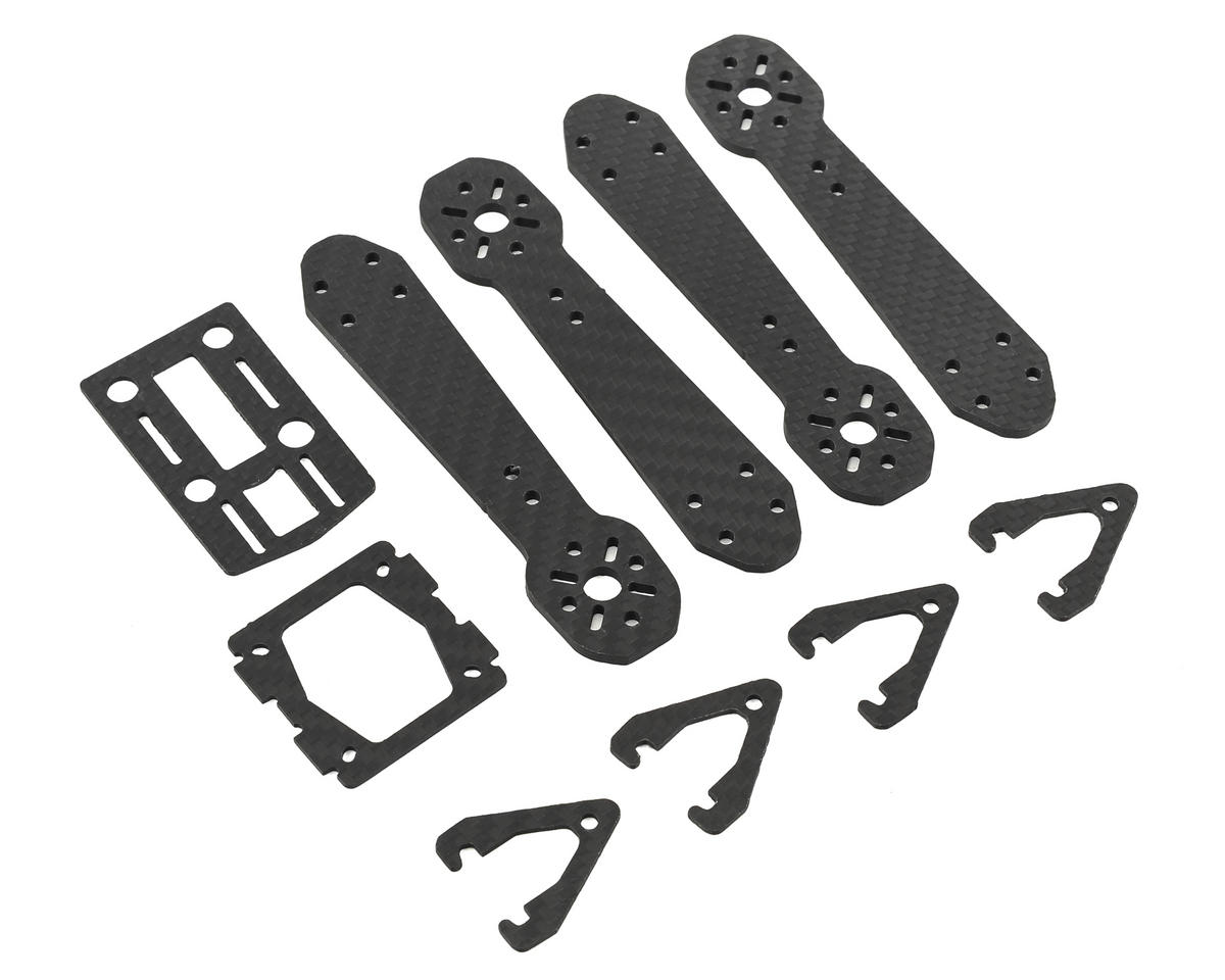 RaceTek Carbon Fiber H250 Mini Quadcopter Drone Frame Kit