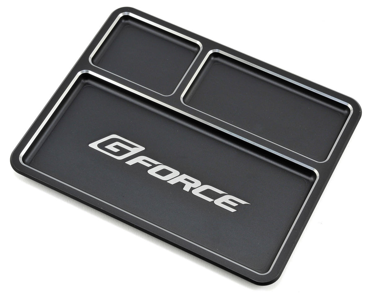 Parts Tray (Black) by GForce