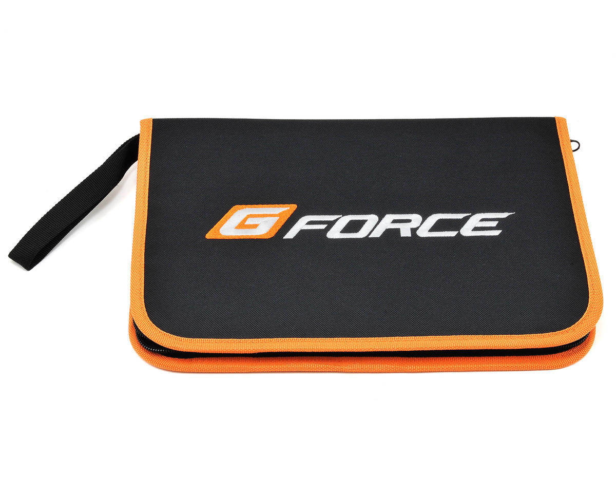 GForce 1/10 TC Setup System (Black)