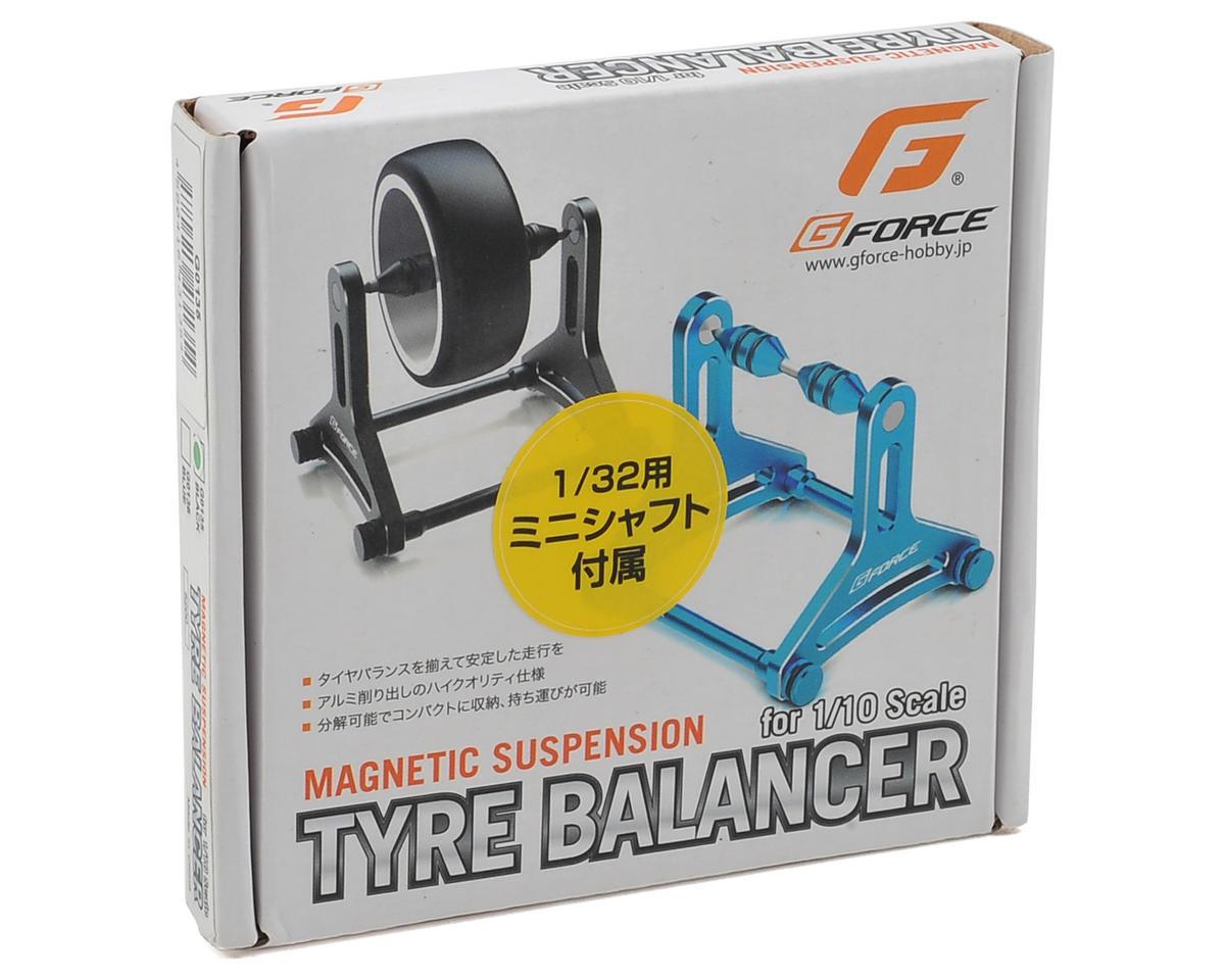 GForce Magnetic Tire Balancer (Black)