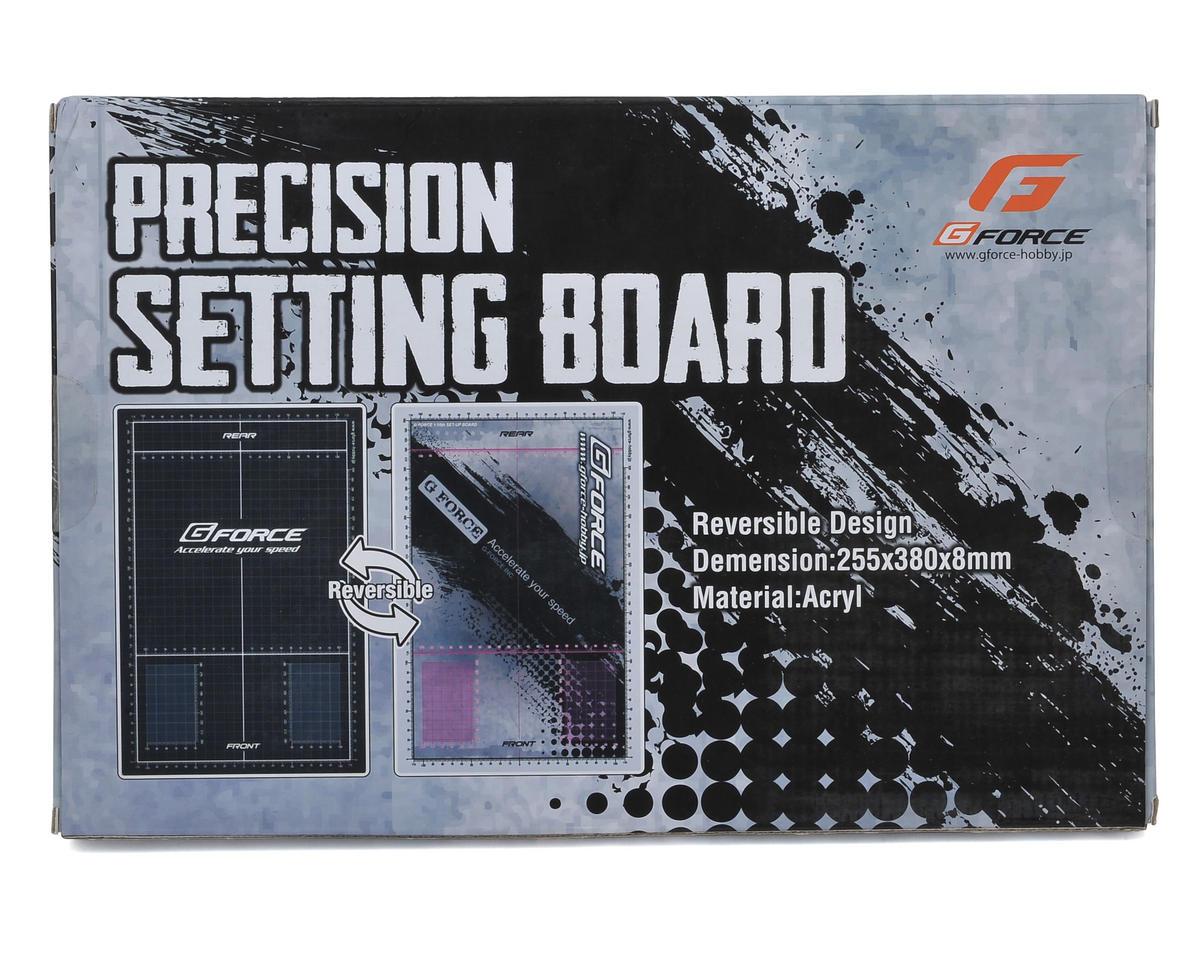 GForce Precision Setting Board
