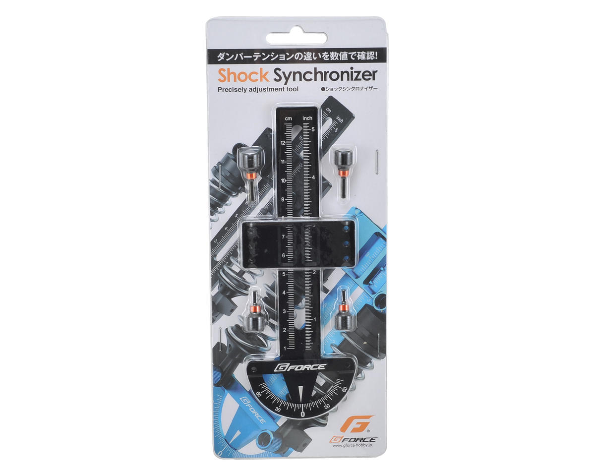 GForce Shock Synchronizer (Black)