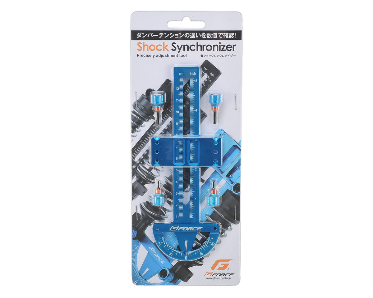 GForce Shock Synchronizer (Blue)