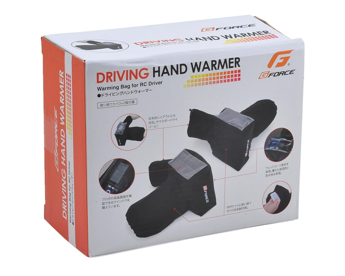 Driving Hand Warmer by GForce