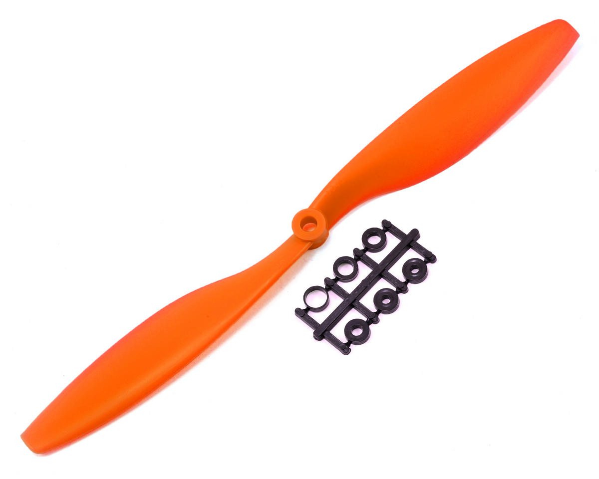 GemFan 10x4.5 Normal Rotation Propeller (Orange)