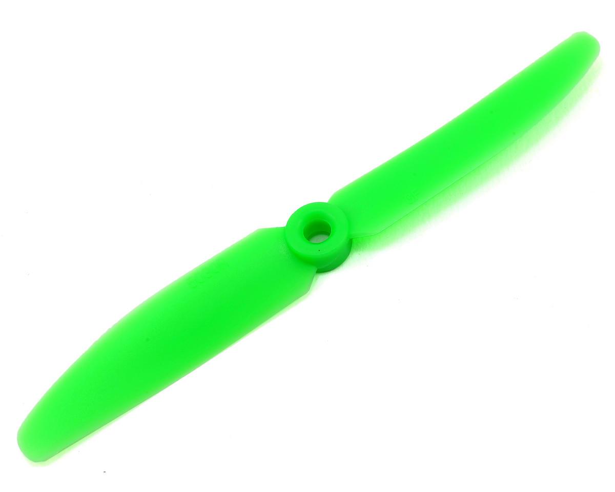 GemFan 5x3R Reverse Rotation Propeller (Green)