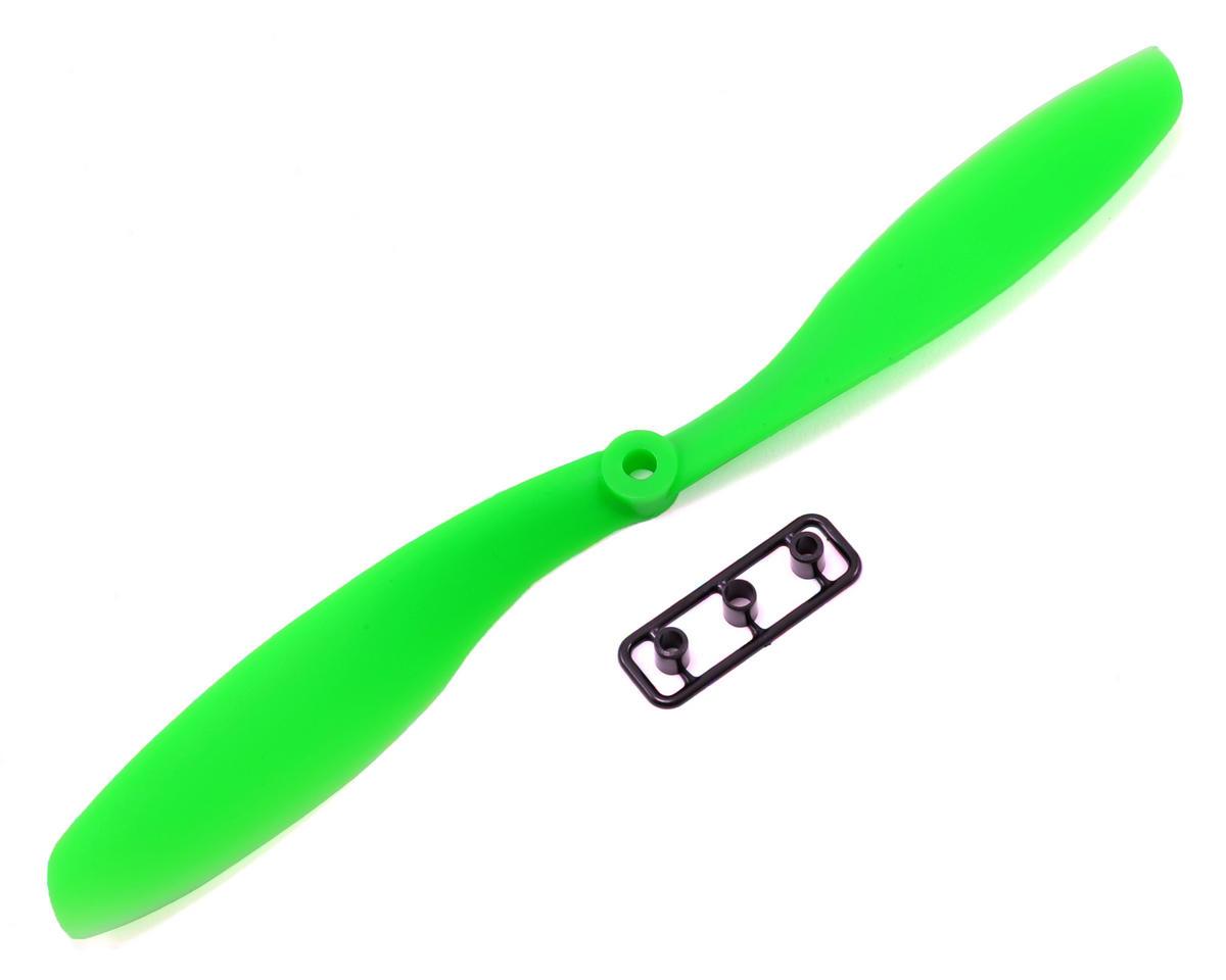 GemFan 8x4.5R Reverse Rotation Propeller (Green)